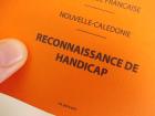 Carte - reconnaissance handicap