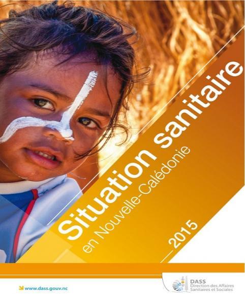 Rapport annuel sur la situation sanitaire 2015