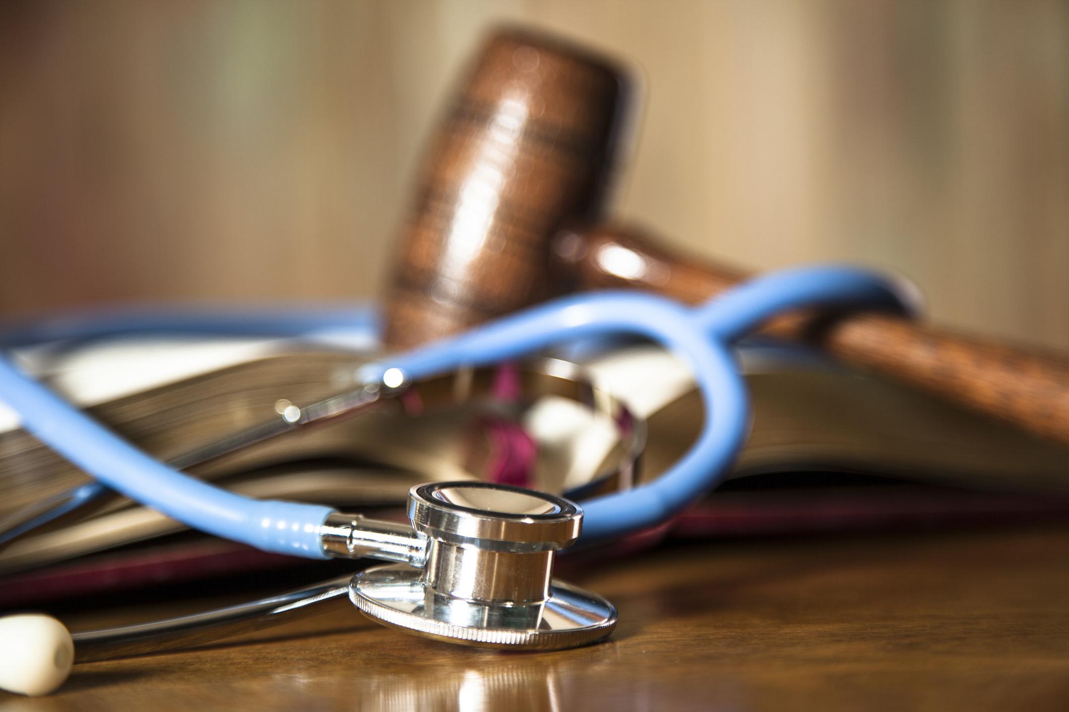 La réglementation des professions de santé